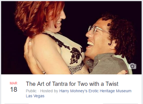 tantra for two Vegas